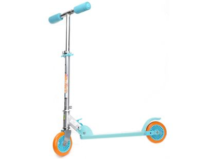 Koloběžka scooter 32x70x66cm - Tyrkysová