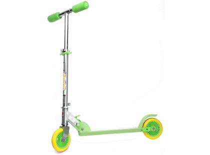 Koloběžka scooter 32x70x66cm - Zelená
