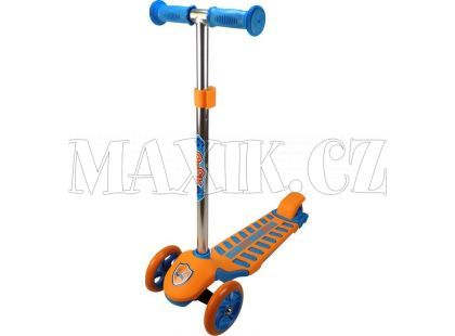 Koloběžka Smart - Oranžovo-modrá