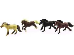 Koně 7 cm 8ks v tubě