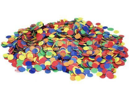 Konfety barevné