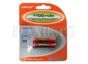 Konnoc Baterie mikrotužkové nabíjecí AAA 2ks