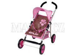 Kočárek sportovní růžový Dimian 2PL