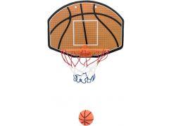 Koš na basketbal s doplňky průměr 19 cm