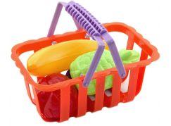Košík s ovocem nebo zeleninou