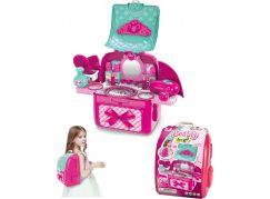 Kosmetický set v batohu
