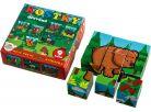 Kostky kubus Moje první lesní zvířátka 2