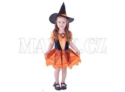 Kostým čarodějnice vel. XS