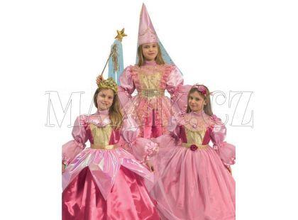 Kostým Princezna 3v1 vel. S