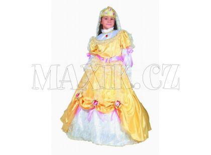 Kostým princezna Zlatava, vel S