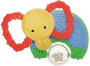 Kousátko slon s chrastítkem Babys Happiness