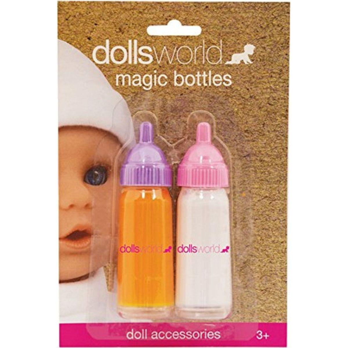 Kouzelné lahvičky pro panenky 2ks
