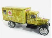 Kovap Hawkeye pouštní sanita - Žlutá