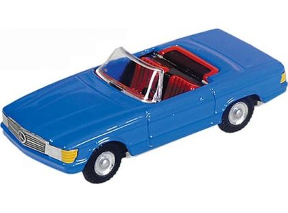 Kovap Mercedes CABRIO - Modrá