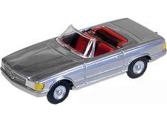 Kovap Mercedes CABRIO - Stříbrná