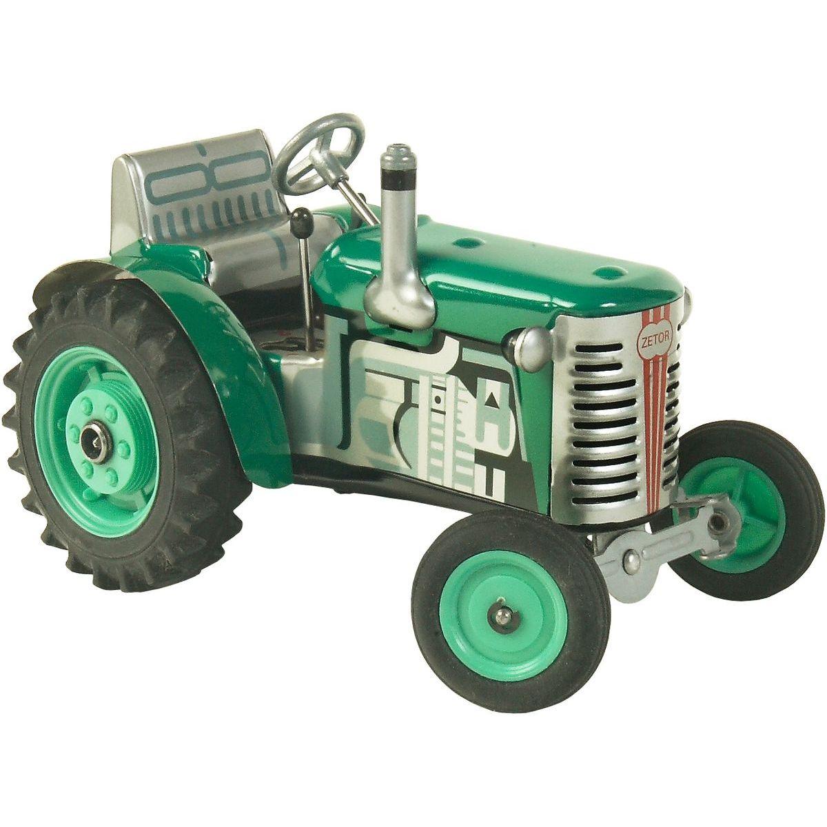 Kovap Traktor Zetor - Zelený
