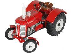 Kovap Traktor Zetor 50 Super - Červená
