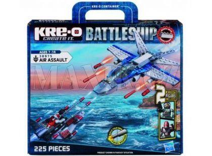 KRE-O Battleship stavebnice letecká bitva