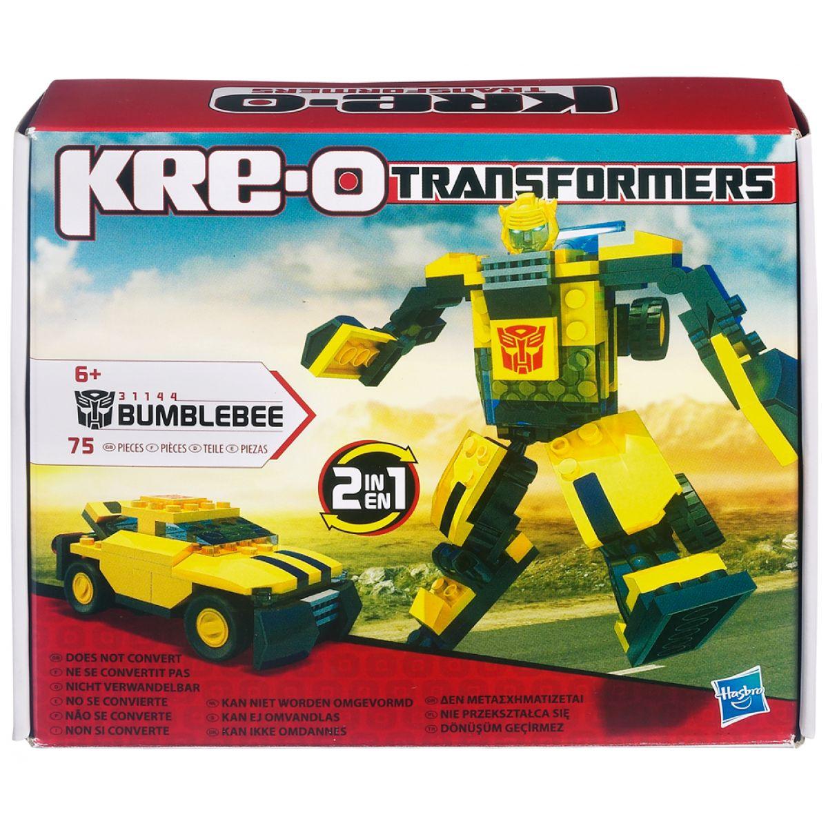 KRE-O Transformers stavebnice Bumblebee Hasbro 31144