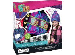 Kreativní sada Moderní pletení čepic