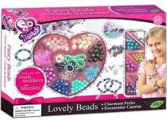 Kreativní sada Náramky a náhrdelníky z korálků