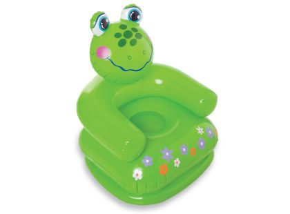 Křeslo nafukovací zvířátko 68556 - Žába