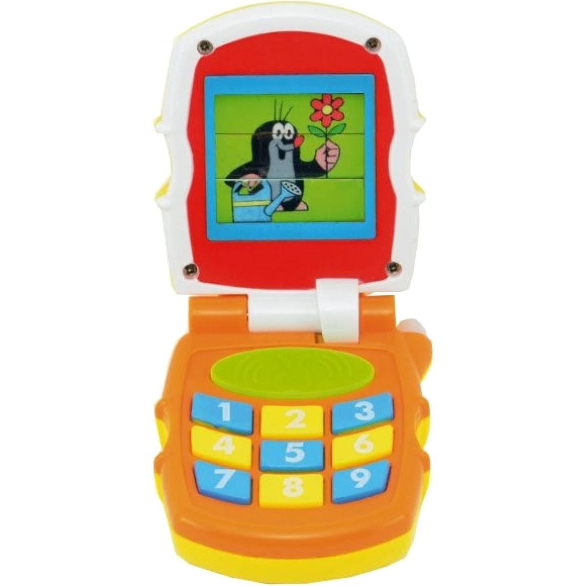 Krtkův mobilní telefon