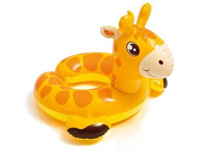 Kruh zvířátko Intex 59220 - Žirafa