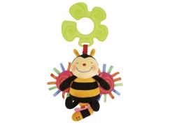 K's Kids Úchyt na kočárek - natahovací, bzučící včelka