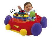 K's Kids Velké látkové elektronické auto GoGo