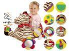 K's Kids Velká zebra Ryan s 28 funkcemi zábavy 5