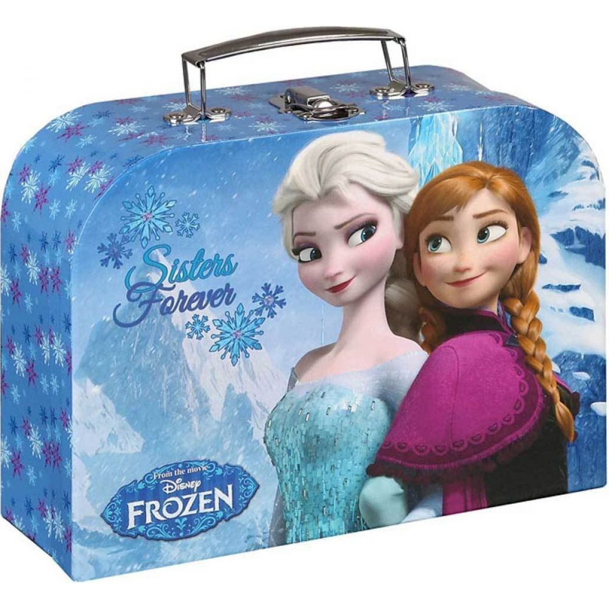 Kufřík Frozen 24cm