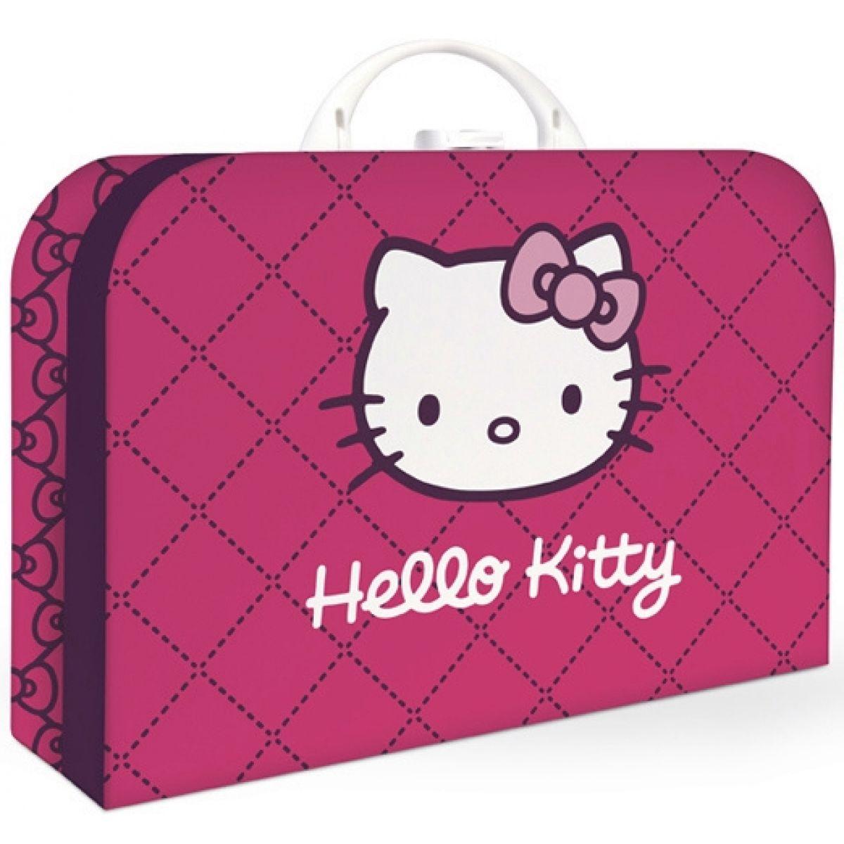 Kufřík Hello Kitty velký 34cm