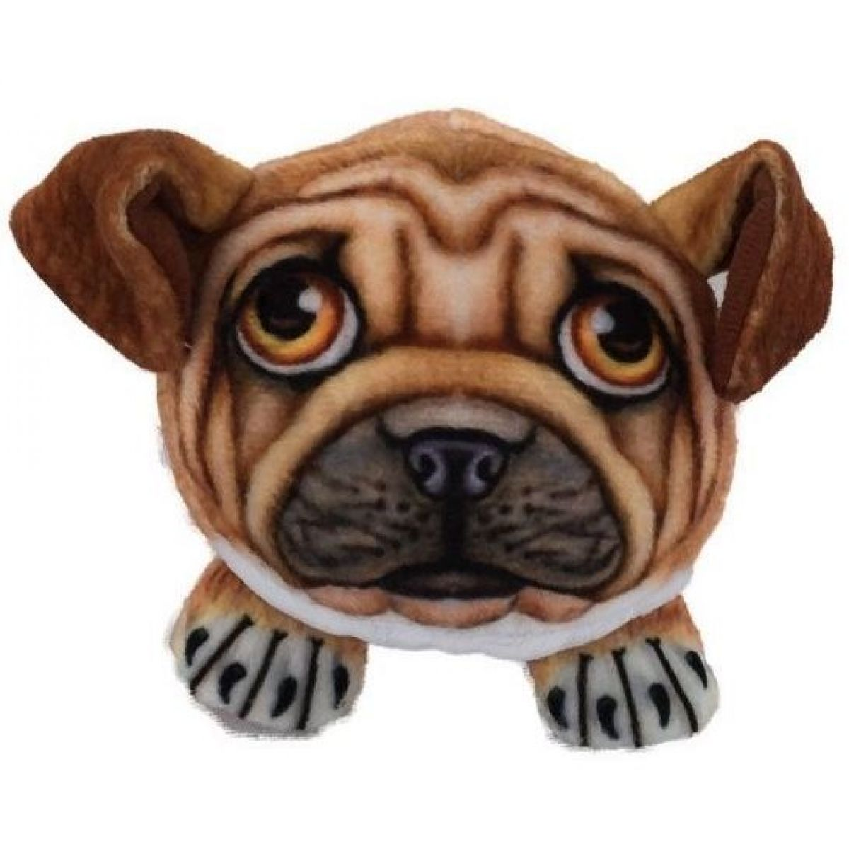 Rappa Kulíšci - plyšoví psi, 9 cm A