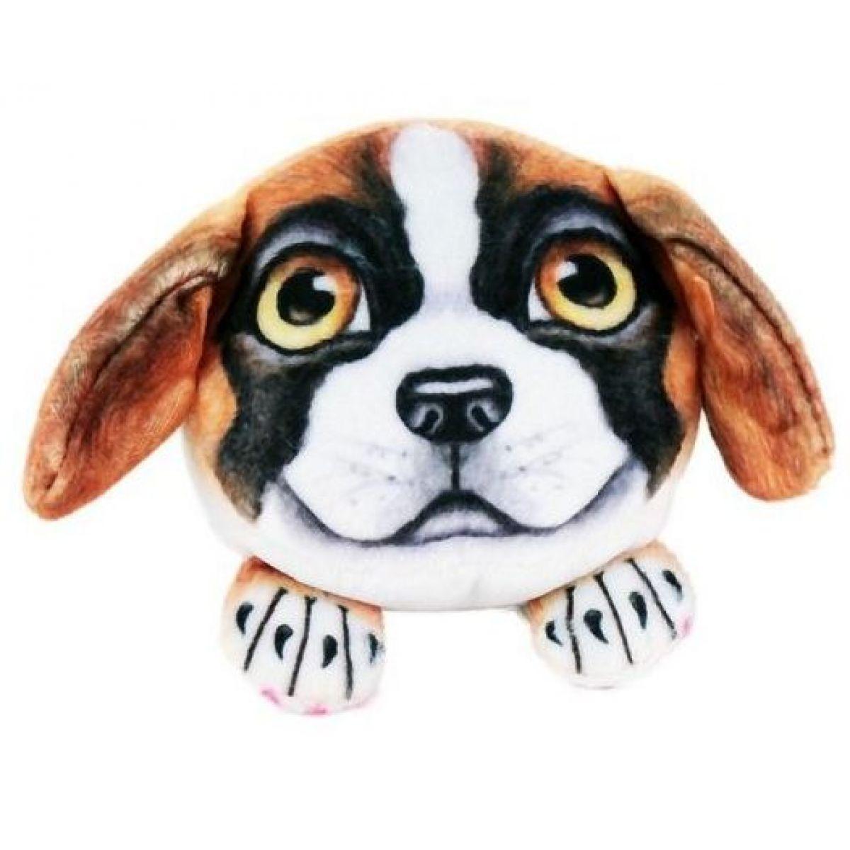 Rappa Kulíšci - plyšoví psi, 9 cm D