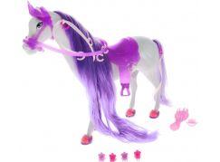 Kůň pro princeznu Steffi Love fialový