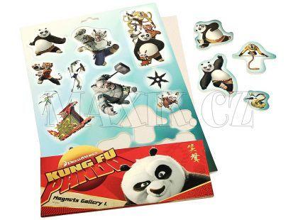 Kung Fu Panda Magnetky Galerie I