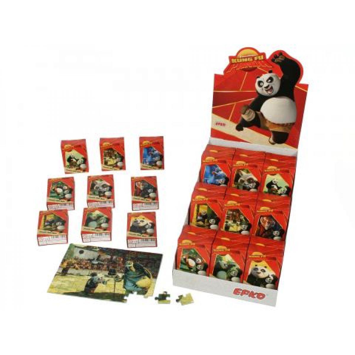 Kung Fu Panda Puzzle MINI box