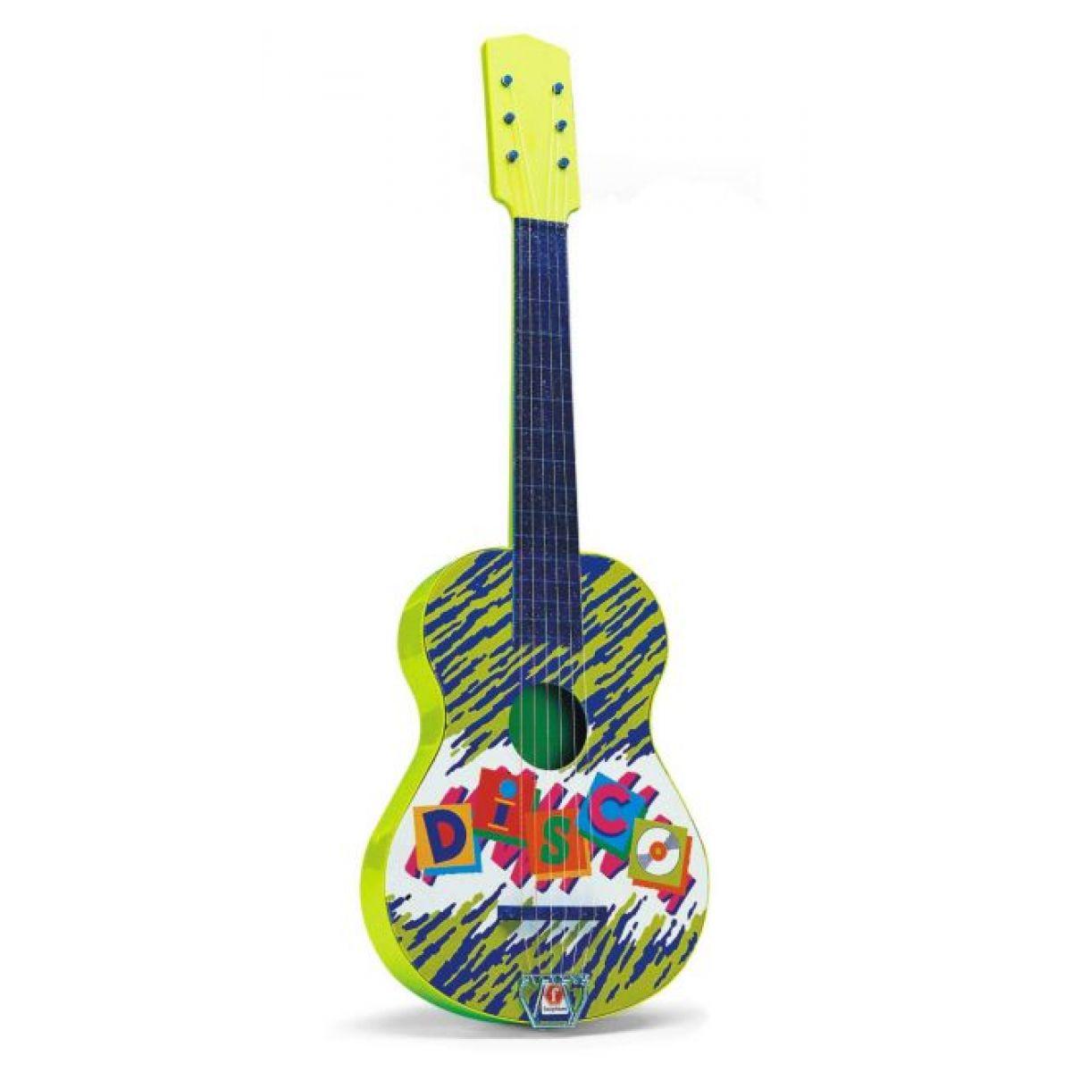 Kytara DISCO 70cm - kovové struny Faiplast