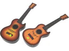 Kytara s trsátkem 59cm plastová