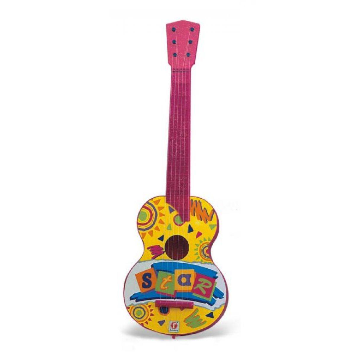 Kytara STAR 58cm - kovové struny
