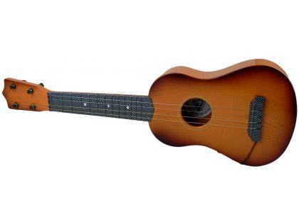 Kytara v krabici