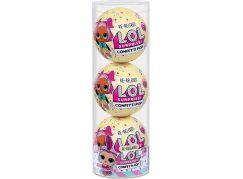 L.O.L. Surprise 3 panenky Confetti Showbaby