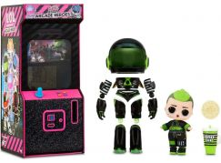L.O.L. Surprise Boys Arcade Heroes Automat Chaos zeleno-černý