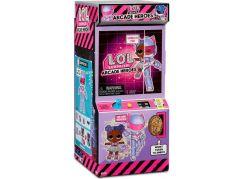 L.O.L. Surprise Boys Arcade Heroes Automat Starling fialová