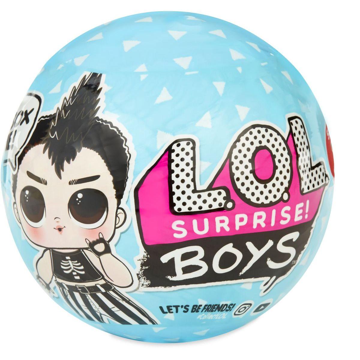 L.O.L. Surprise Boys Kluk