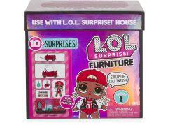 L.O.L. Surprise Cozy Coupe & M.C. Swag