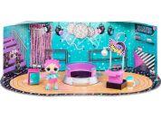 L.O.L. Surprise! Nábytek s panenkou - Bruslařský park & Roller Sk8er