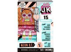 L.O.L. Surprise! J.K. Doll Neon Q.T.