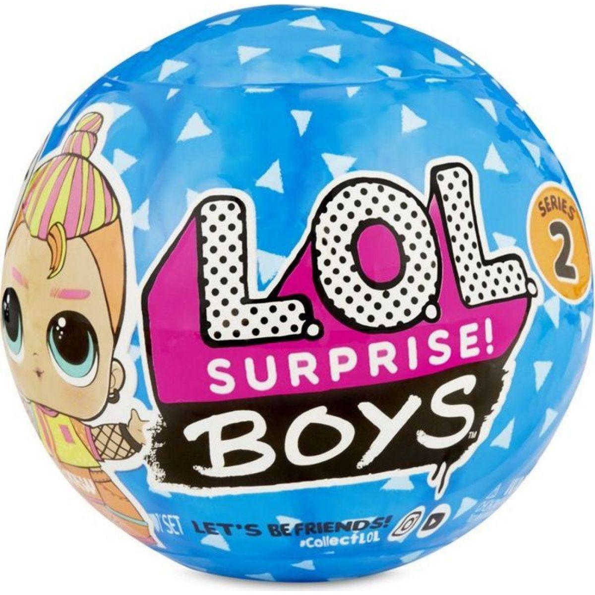 L.O.L. Surprise Kluk série 2